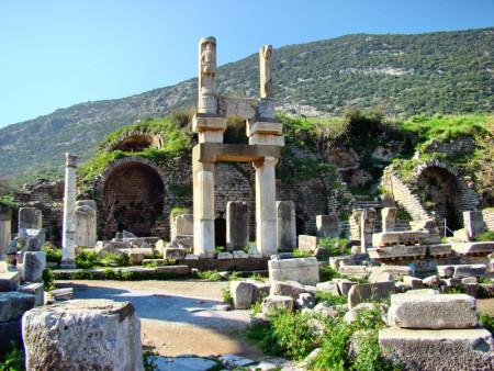 ephesus-domitian-temple